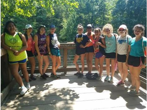 Summer fun at Starved Rock