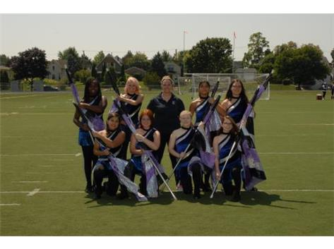 2017 Color Guard