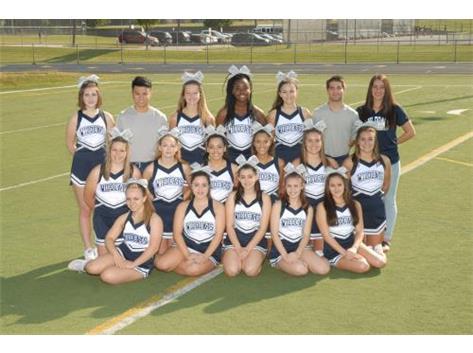 2017 Varsity Cheerleading