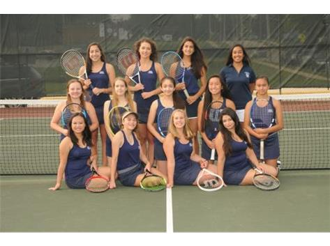 2018 Varsity Girls Tennis