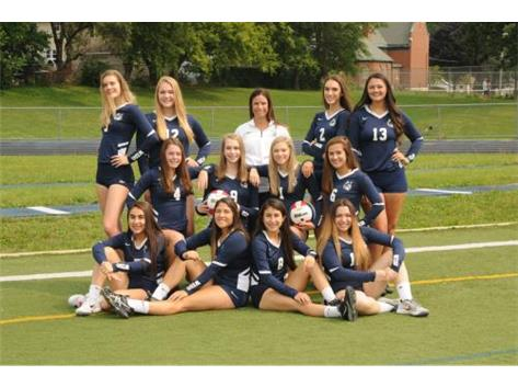 2018 Varsity Girls Volleyball