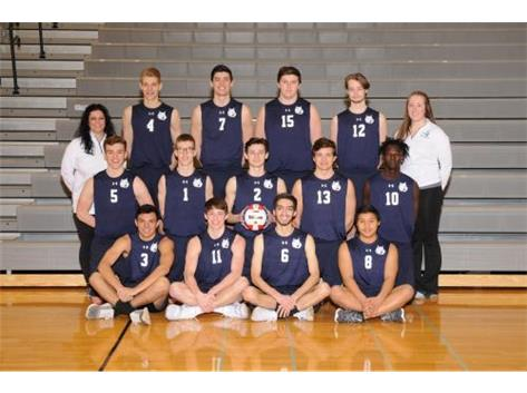 2019 Boys Varsity Volleyball