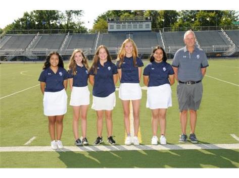 Girls Varsity Golf 2019