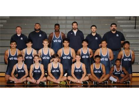 Varsity Wrestling 2020
