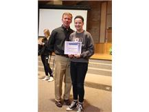 October High School Athlete of the Month, Sophie Kovachevich