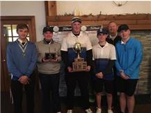 Congratulations to 2019 NAC champion golf team!