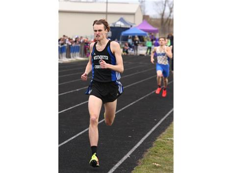 Congratulations to Will DeHaan who will qualified to run the 800m at the IHSA State semi-finals on Thursday, May 24.