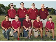 2017 Varsity Boys Golf