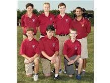 2017 JV Boys Golf
