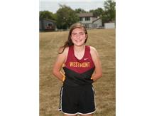 Sarah McCormick 2020 Girls Cross Country