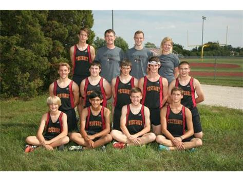 BOYS CROSS COUNTRY 2014-15