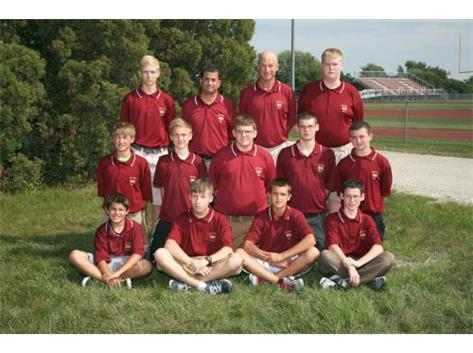 BOYS GOLF 2014-15