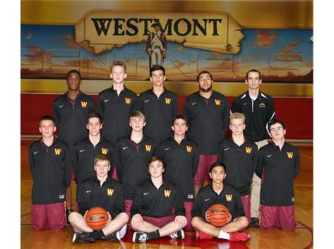 2014-15 BOYS VARSITY BASKETBALL