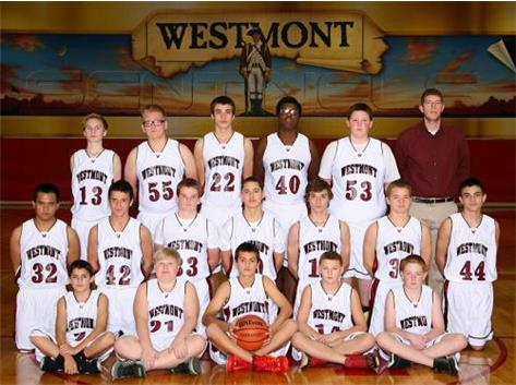 2014-15 BOYS FRESHMEN BASKETBALL