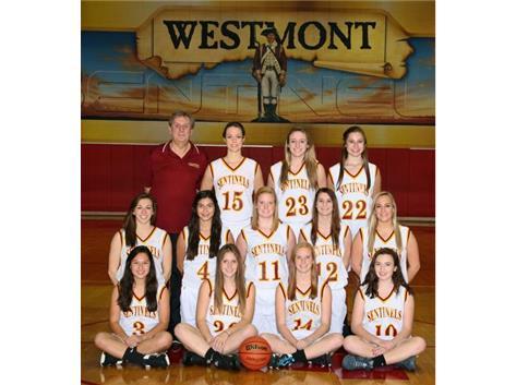 2014-15 GIRLS VARSITY BASKETBALL