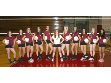 2015 SOPHOMORE VOLLEYBALL