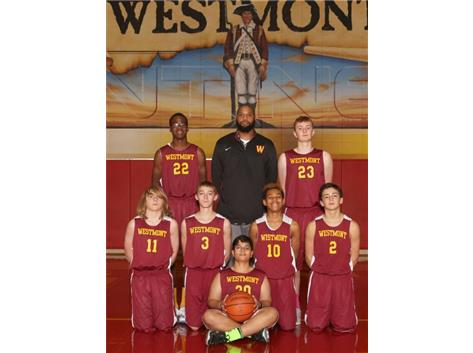 2015-16 Freshmen Boys Basketball