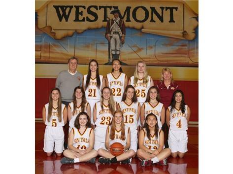 2015-16 Varsity Girls Basketball
