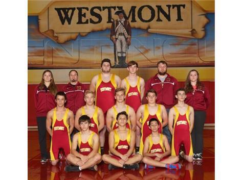 Westmont High School Boys Wrestling Activities