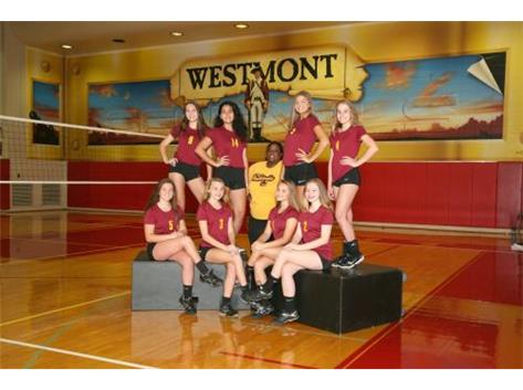 2016 SOPHOMORE VOLLEYBALL