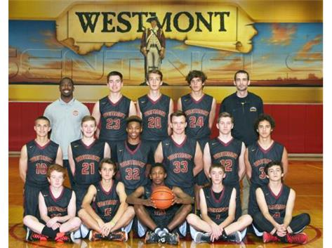 2016-17 Boys Varsity Basketball