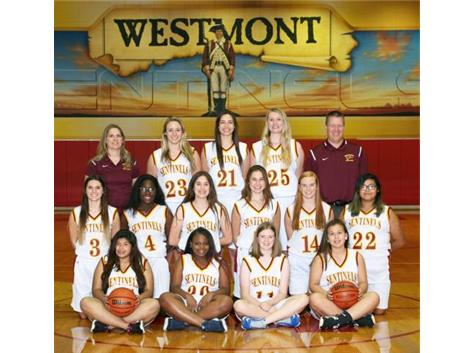 2016-17 Girls Varsity Basketball