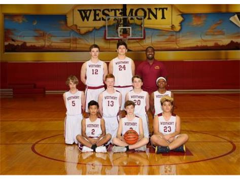 2017-2018 Boys Freshmen Basketball
