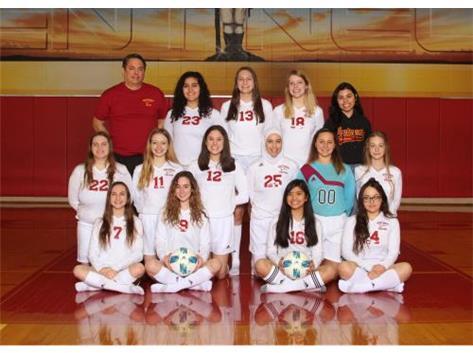 2019 Varsity Girls Soccer