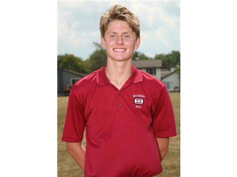 Matt Pecard Boys Varsity Golf 2020
