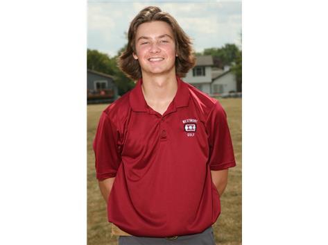 Caleb Kleinz Boys Varsity Golf 2020