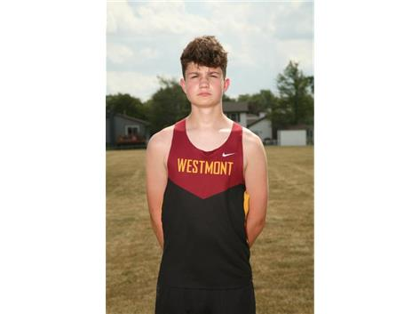 Henry O'Connor 2020 Boys Cross Country