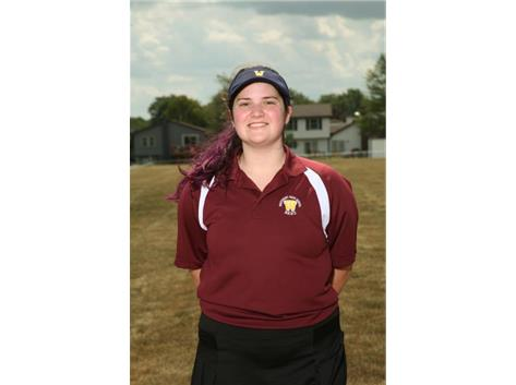 Delanie Graziano 2020 Girls Golf