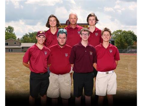 2020 Boys Varsity Golf