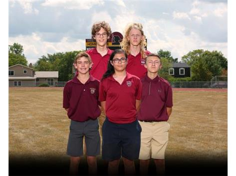 2020 JV Boys Golf