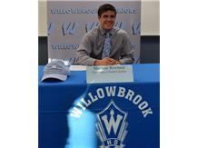 Matt Rowland Signs with University of North Carolina to Wrestle! Congratulations Matt!