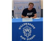 Cam Zunkel Signs with the University of Illinois-Springfield to play Baseball! Congratulations Cam!