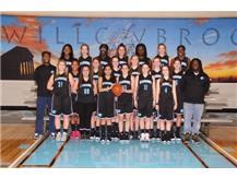 2017-2018  Freshman Girls Basketball