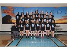 2019 Varsity Girls Badminton