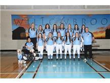 2019 Varsity Girls Softball