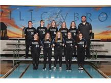 2019 Freshman Girls Softball