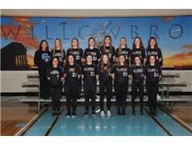 2019 JV Girls Softball