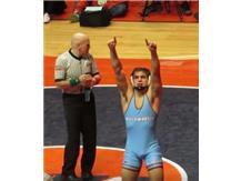 Matt Rowland 2016 170lbs 3A State Champion