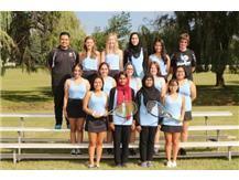 Girls 2019 JV Tennis