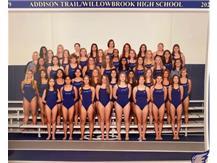 2019 AT/WB Swim Team