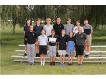 2021 Boys JV Golf