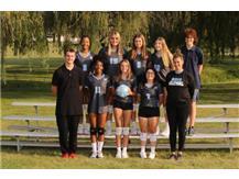 2021 Girls JV Volleyball