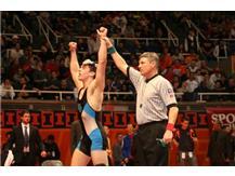 Steve Congenie IHSA State Champion 2/19/2011