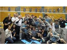 Congratulations to our Co-Conference Champions Varsity Wrestling Team!