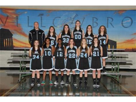 Girls Sophomore Basketball