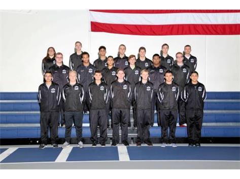 Varsity Swim Team 2016-2017